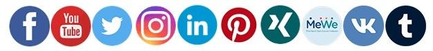 Kita-Stellenmarkt - Social-Media